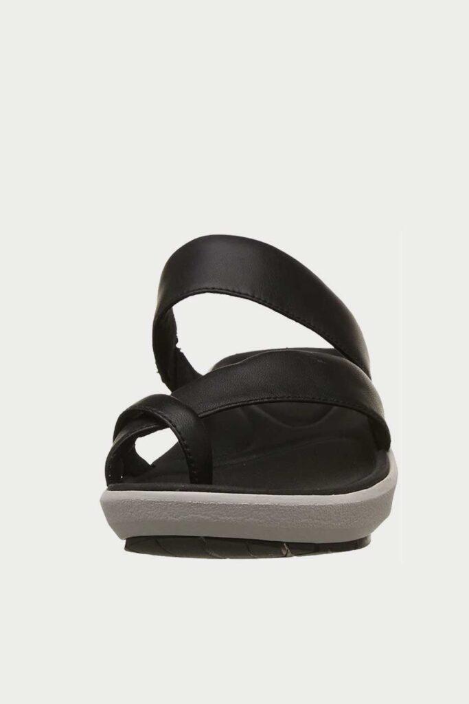 spiridoula metheniti shoes xalkida p Wave Bright Black Leather Clarks4