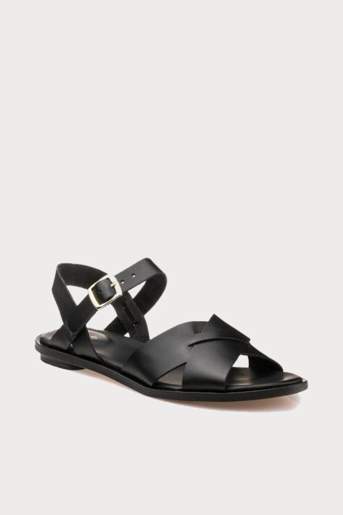 spiridoula metheniti shoes xalkida p Willow Glade Black Leather Clarks5