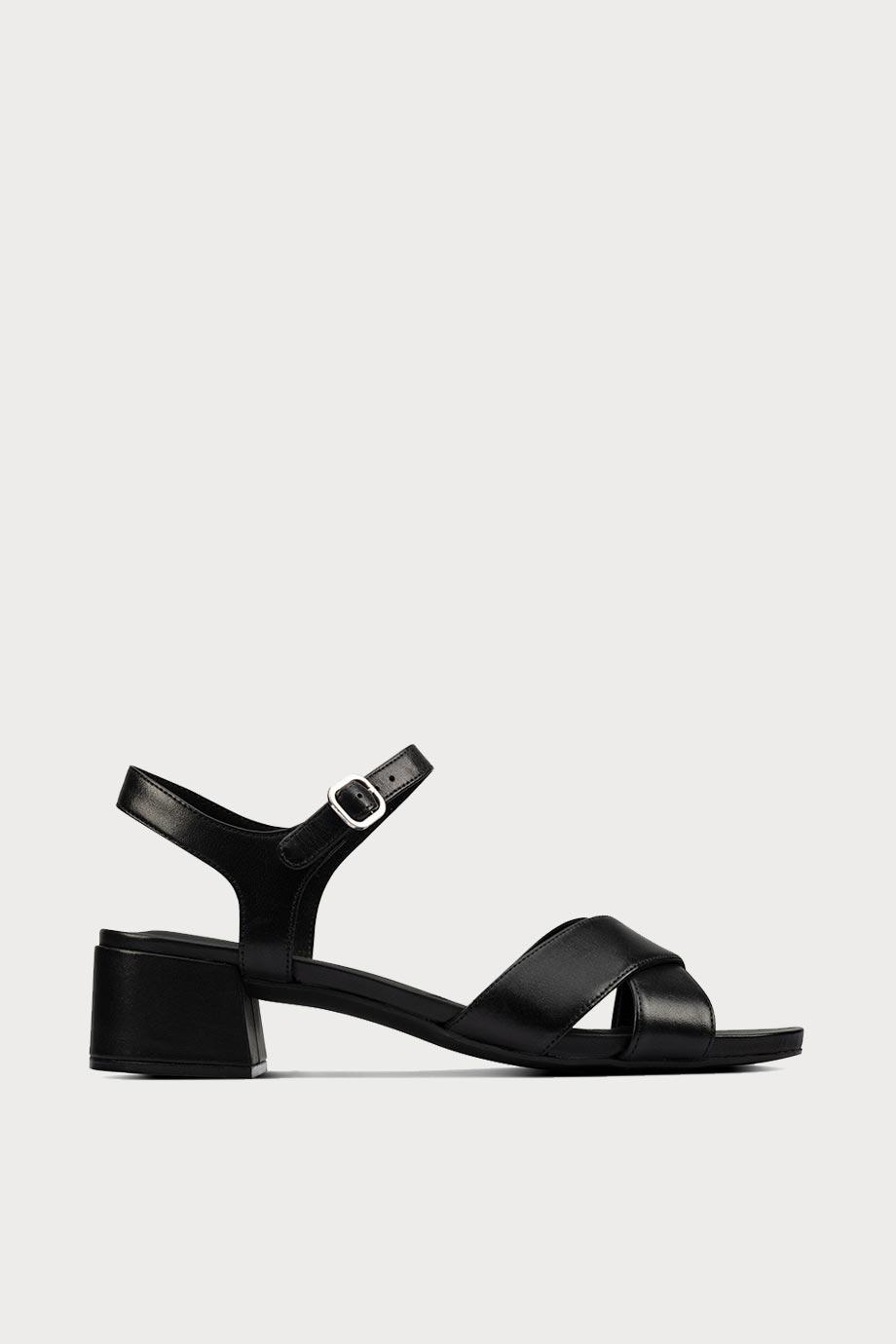 spiridoula metheniti shoes xalkida p sheer 35 strap black leather clarks