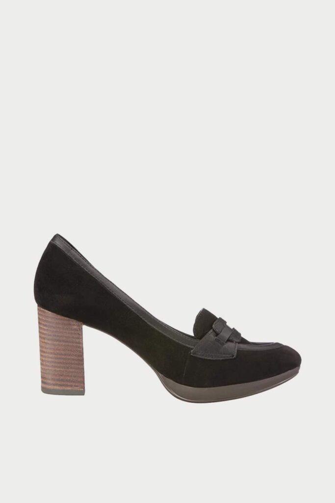 spiridoula metheniti shoes xalkida p Bonnie Lad Black Clarks