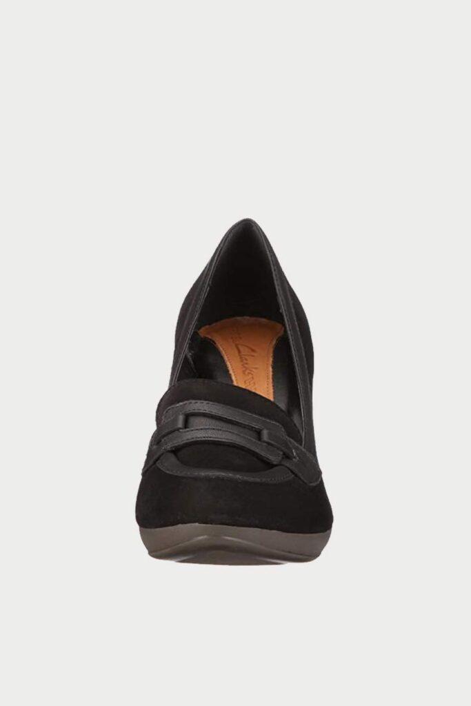 spiridoula metheniti shoes xalkida p Bonnie Lad Black Clarks5