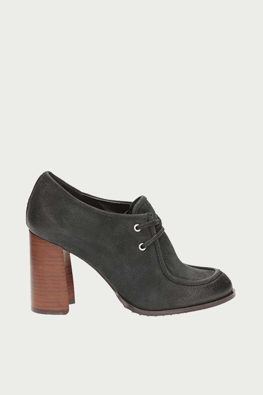 spiridoula metheniti shoes xalkida p Cass Day Black Leather Clarks2