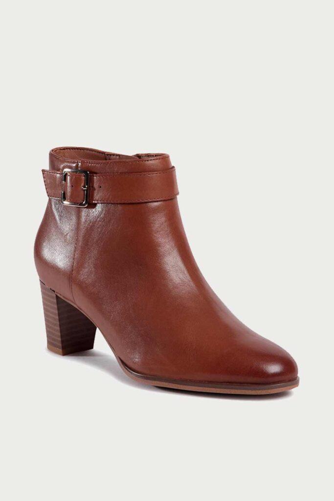 spiridoula metheniti shoes xalkida p Kaylin 60 Boot Tan Clarks1