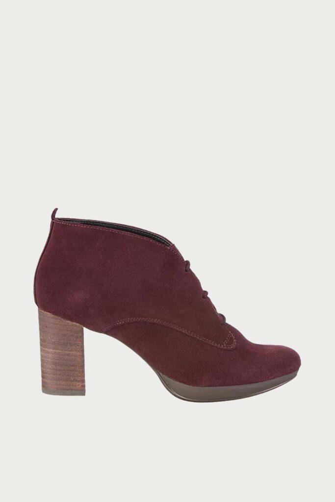 spiridoula metheniti shoes xalkida p Kenna Bonnie Red Nubuck Clarks6