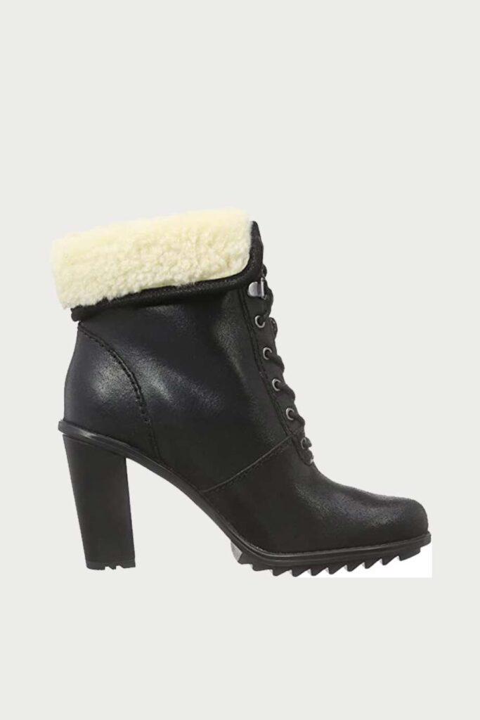 spiridoula metheniti shoes xalkida p Keswick Film Black Clarks