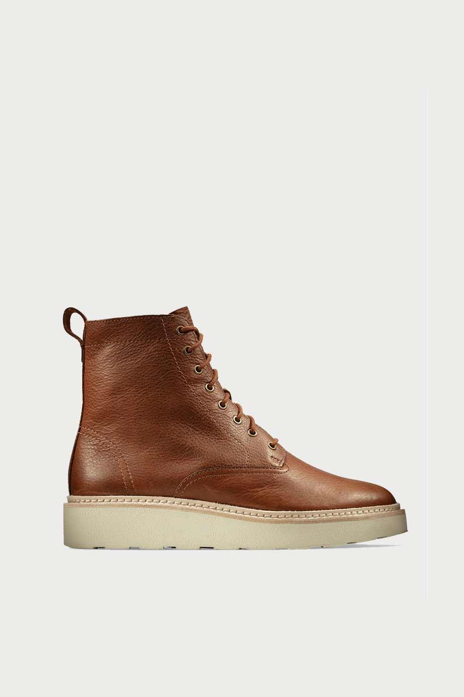 spiridoula metheniti shoes xalkida p Trace Pine Tan Leather Clarks