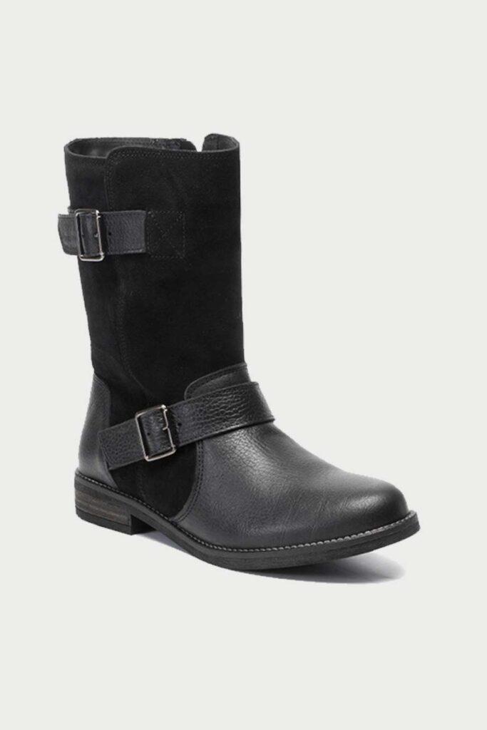spiridoula metheniti shoes xalkida p Demi Flow Black Clarks