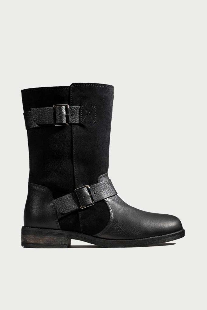spiridoula metheniti shoes xalkida p Demi Flow Black Clarks1