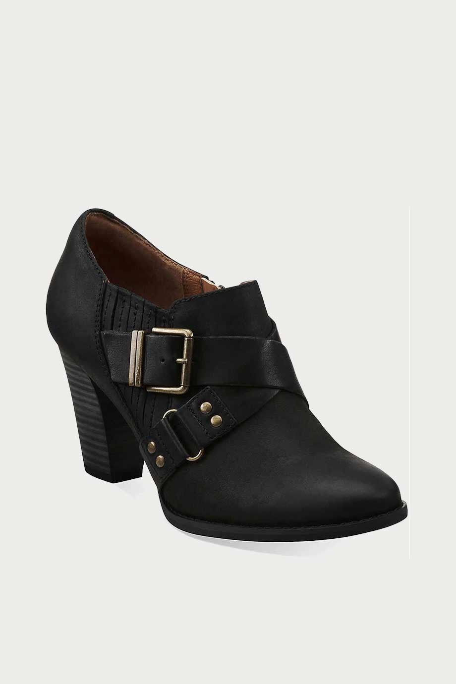 spiridoula metheniti shoes xalkida p Health Woodlark Black Clarks1