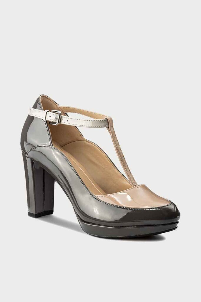 spiridoula metheniti shoes xalkida p Kendra Daisy Grey Clarks3