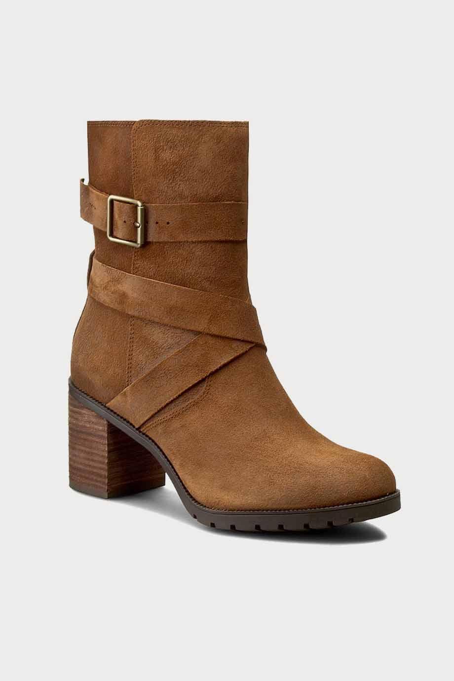 spiridoula metheniti shoes xalkida p Malvet Doris Tan Clarks3