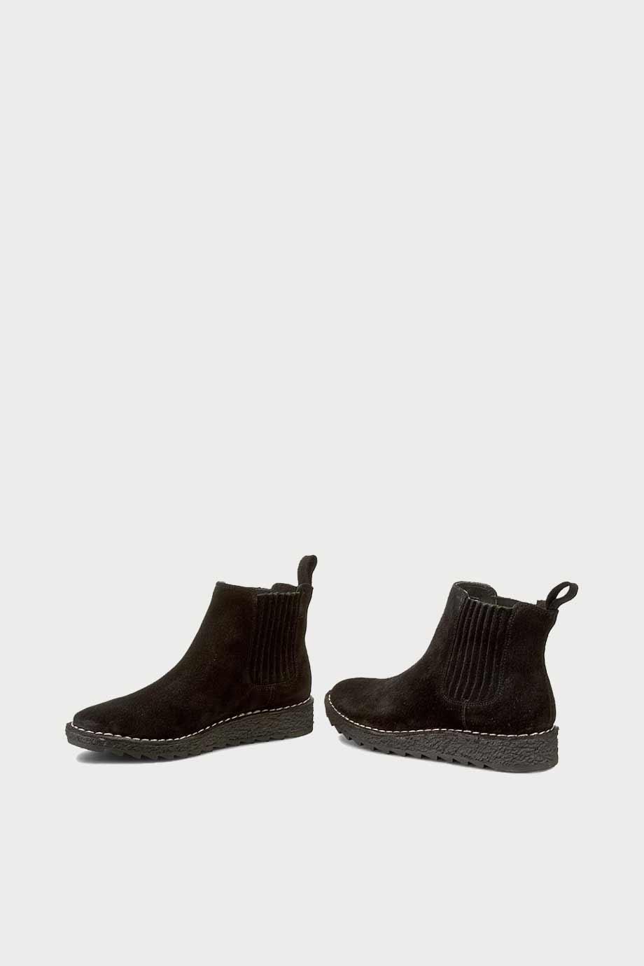 spiridoula metheniti shoes xalkida p Oslo Chelsea Black Clarks