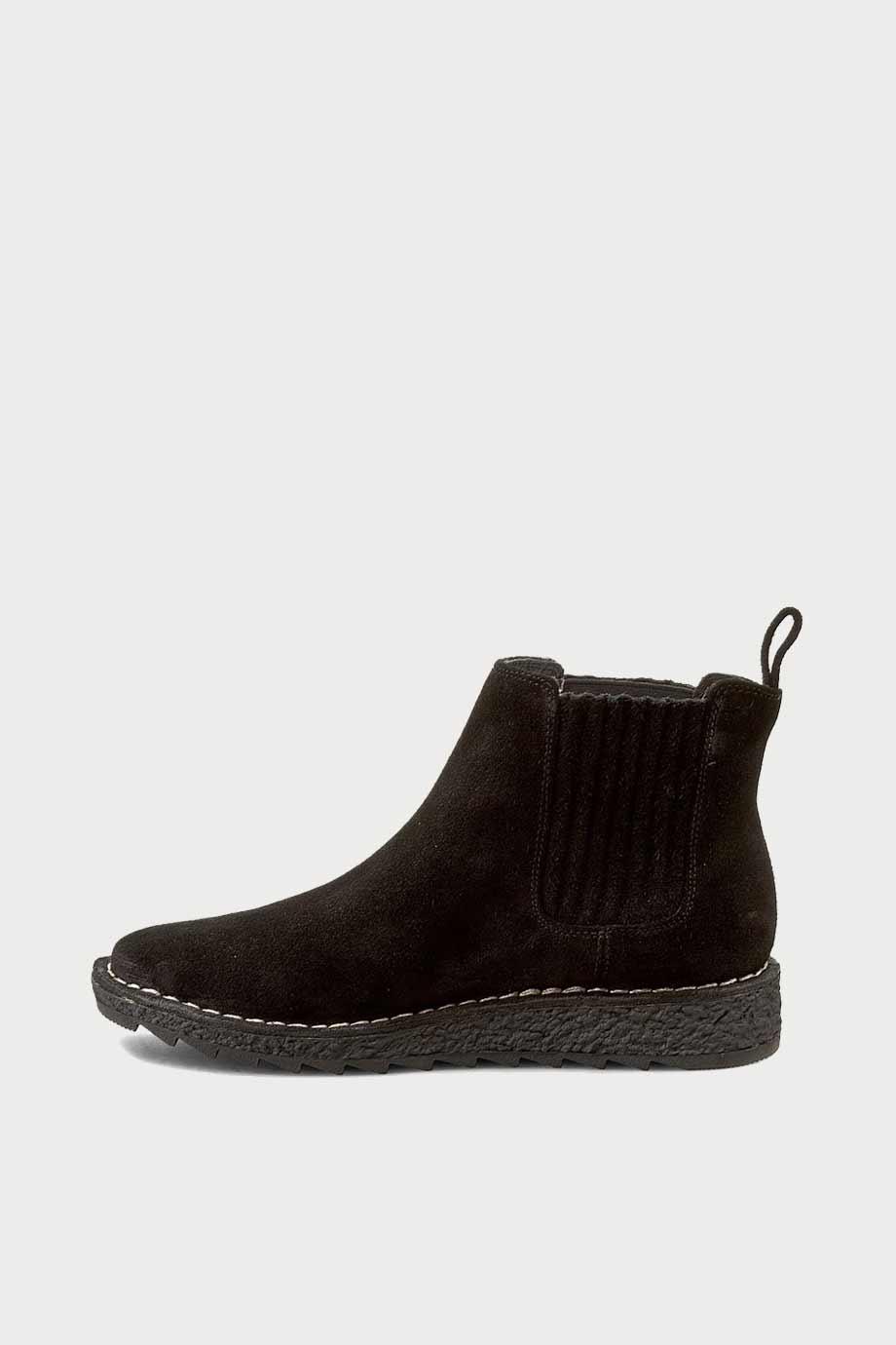 spiridoula metheniti shoes xalkida p Oslo Chelsea Black Clarks1