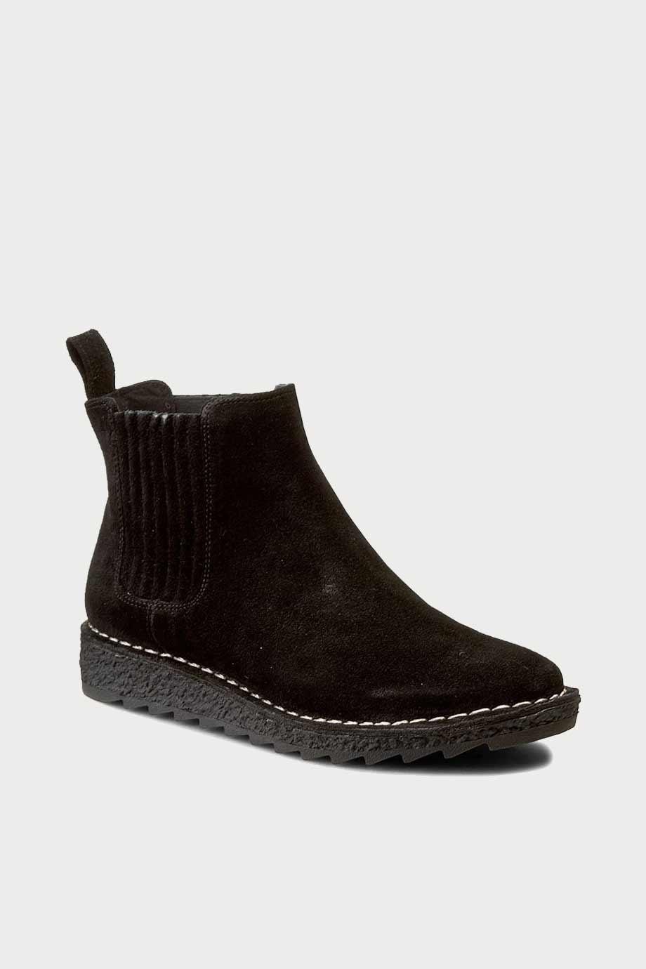 spiridoula metheniti shoes xalkida p Oslo Chelsea Black Clarks3