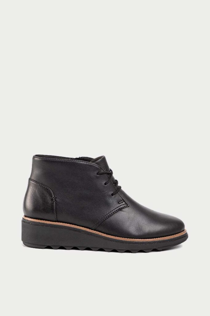 spiridoula metheniti shoes xalkida p Sharon Hop Black Clarks2