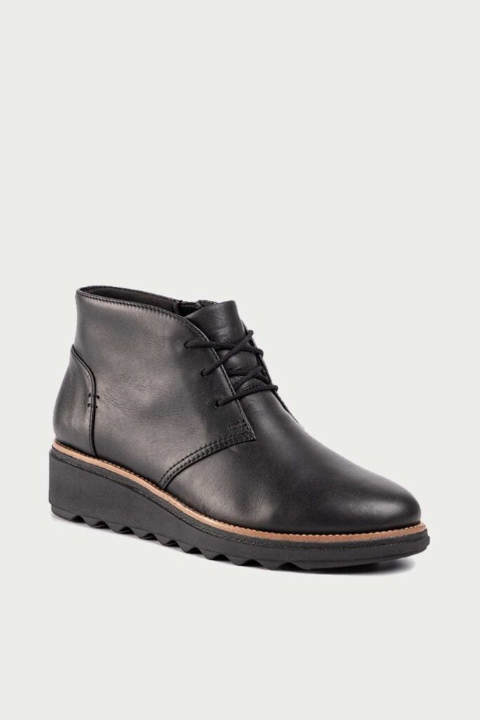 spiridoula metheniti shoes xalkida p Sharon Hop Black Clarks3