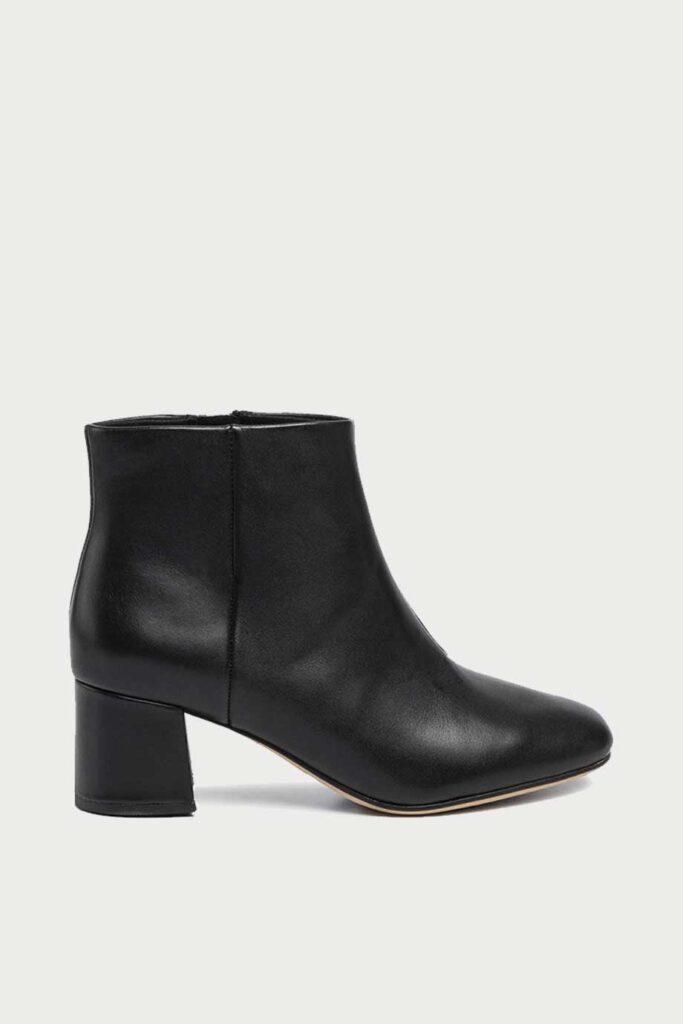 spiridoula metheniti shoes xalkida p Sheer Flora Black Clarks1