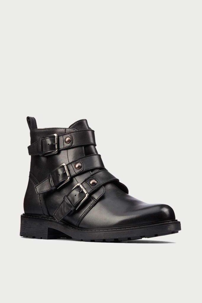 spiridoula metheniti shoes xalkida p orinoco 2 stud black leather clarks 2