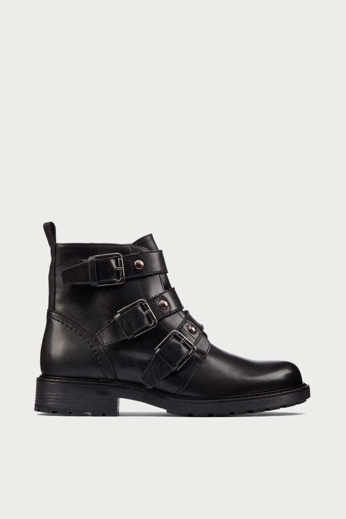 spiridoula metheniti shoes xalkida p orinoco 2 stud black leather clarks