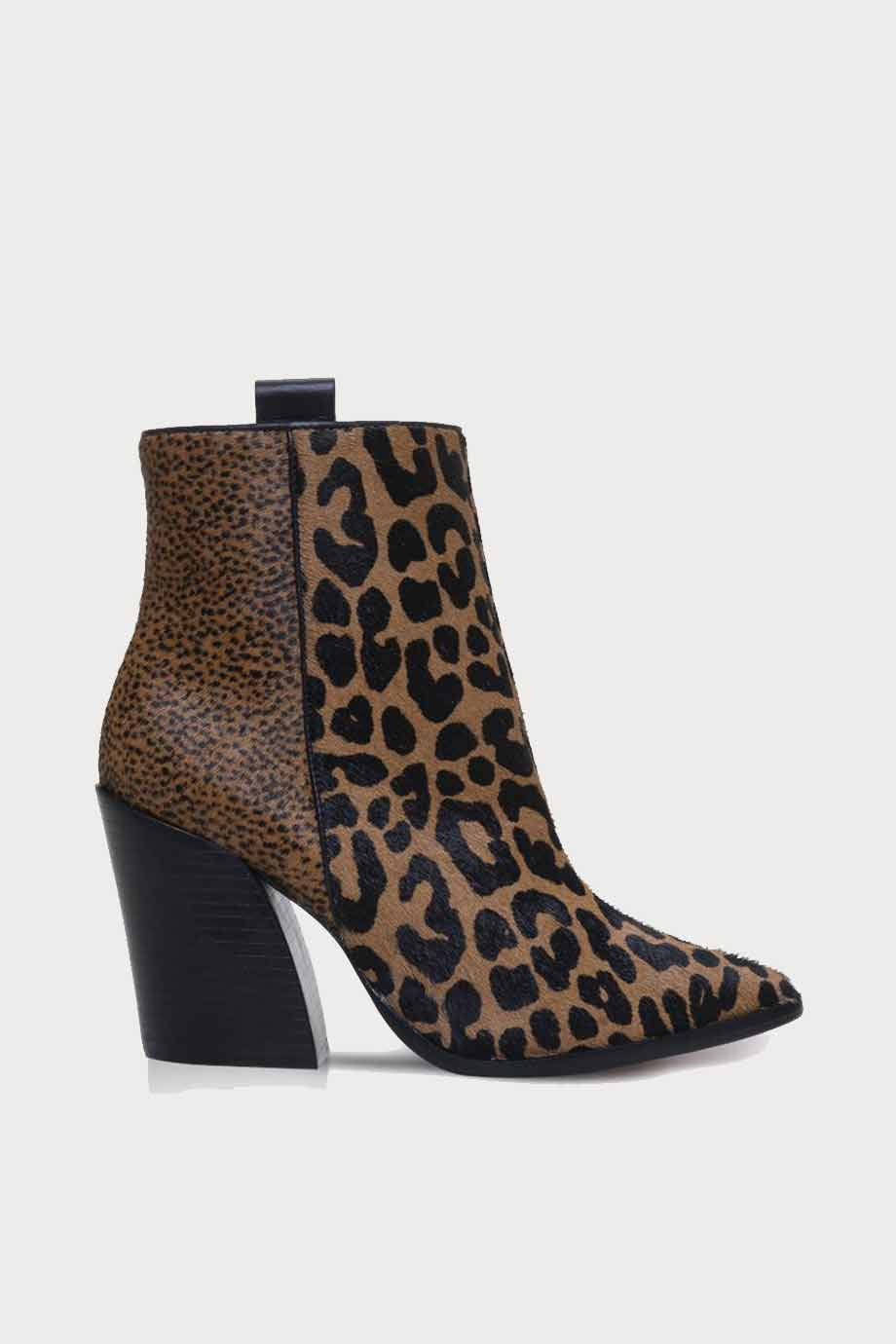 spiridoula metheniti shoes xalkida p 377004 pelo leopard lince mestico camel black carrano