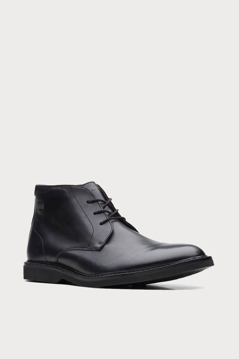 spiridoula metheniti shoes xalkida p AtticusLTHiGTX black leather clarks 2