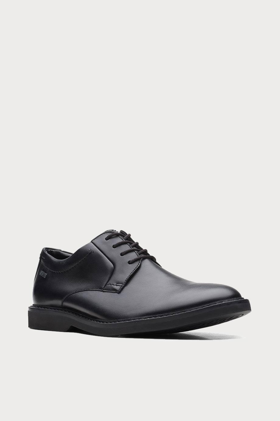 spiridoula metheniti shoes xalkida p AtticusLTLoGTX black leather clarks 2