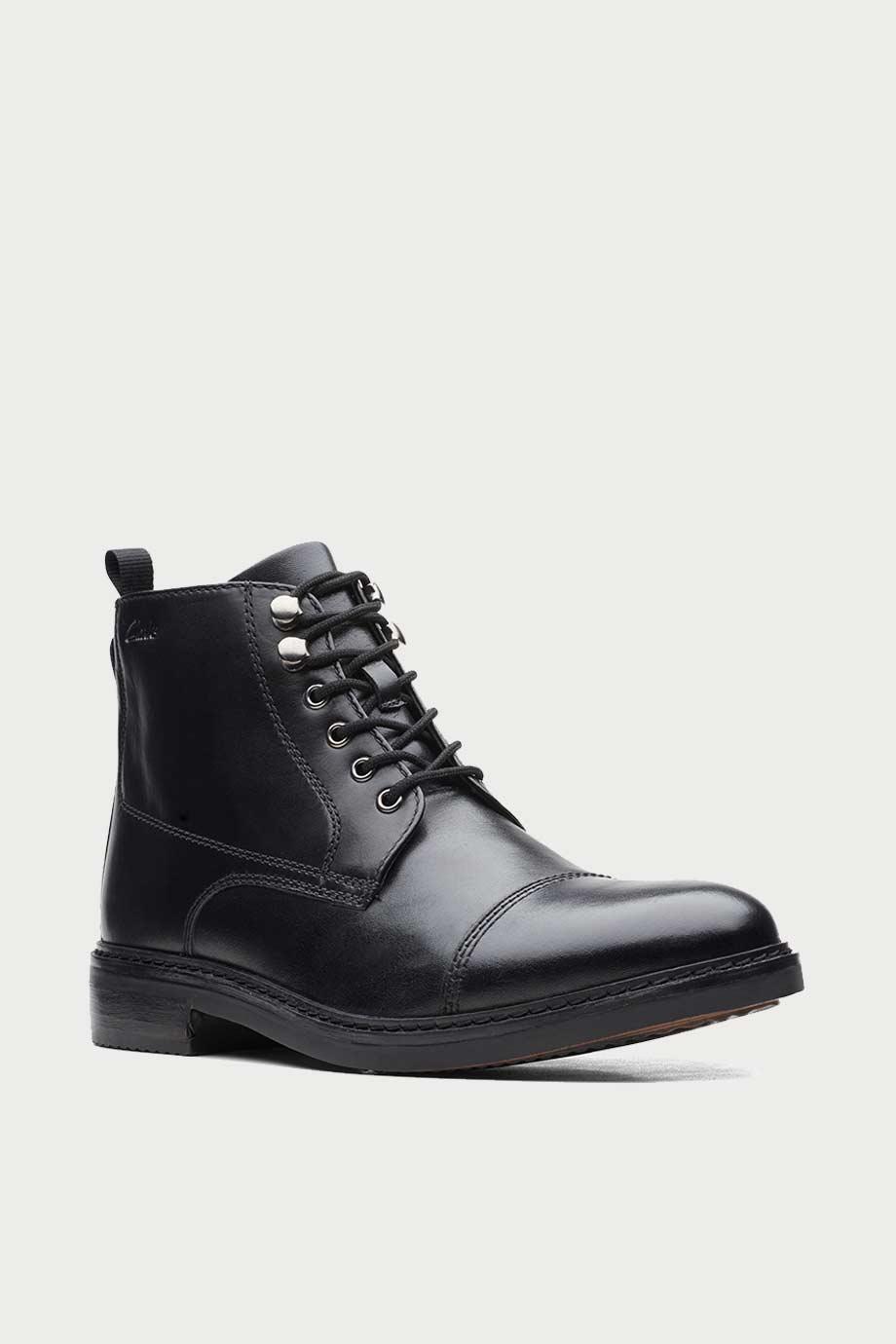 spiridoula metheniti shoes xalkida p blackford rise black leather clarks 2