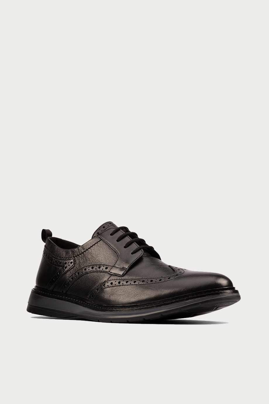 spiridoula metheniti shoes xalkida p chantry walk black leather clarks 2