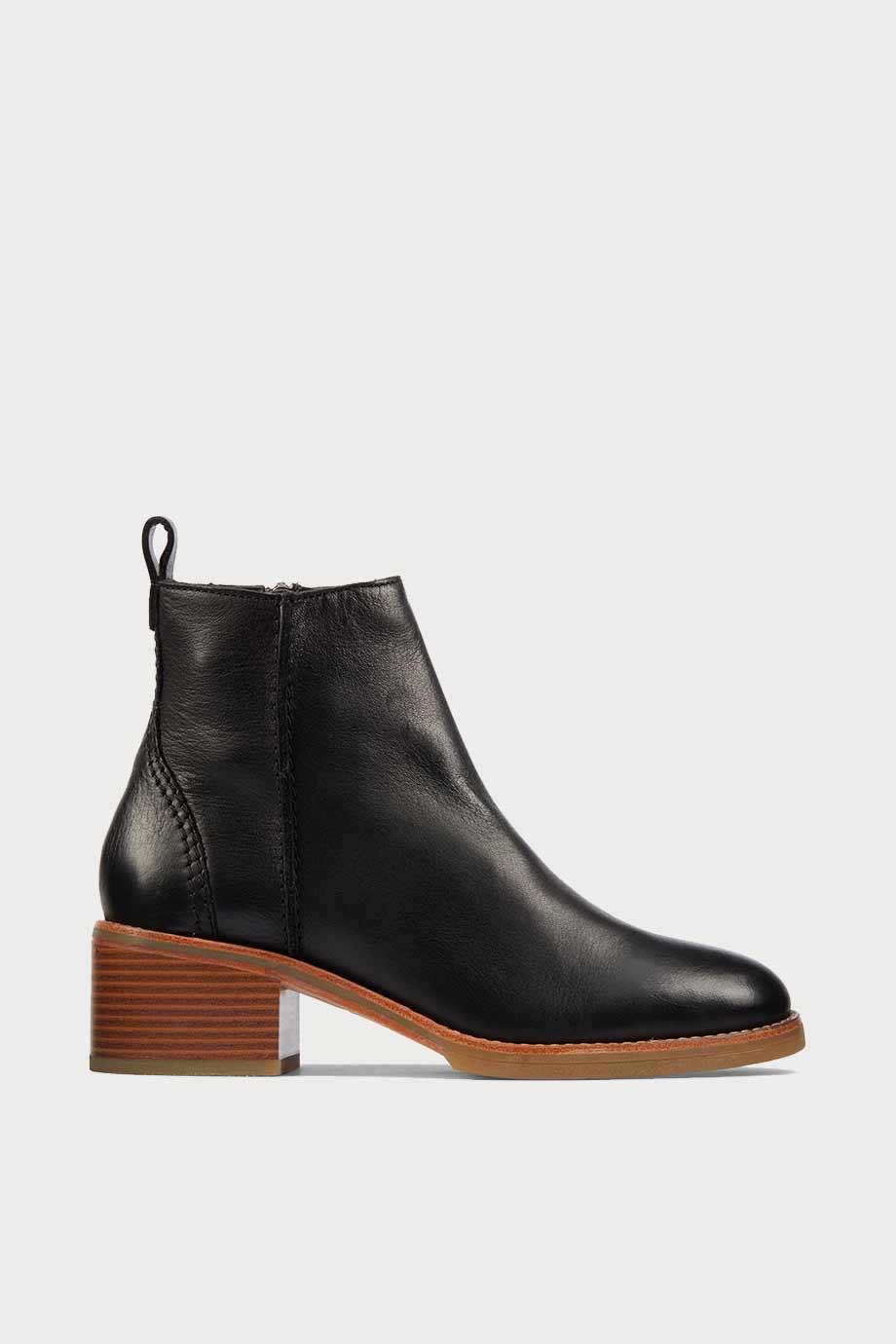 spiridoula metheniti shoes xalkida p cologne zip black leather clarks 1