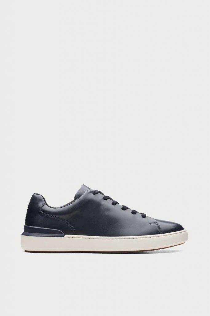 spiridoula metheniti shoes xalkida p courtlite lace navy leather clarks