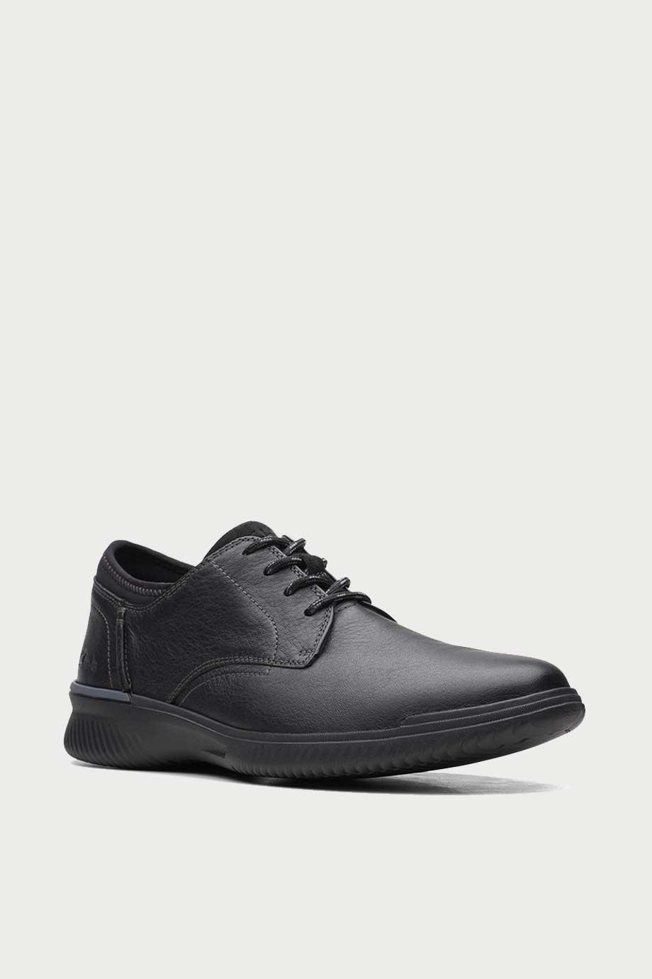 spiridoula metheniti shoes xalkida p donaway plain black leather clarks 2