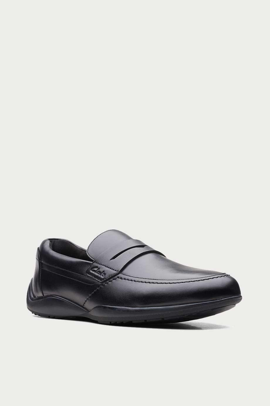 spiridoula metheniti shoes xalkida p konrad penny black leather clarks 2