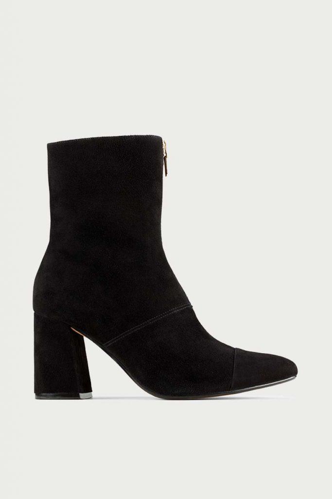 spiridoula metheniti shoes xalkida p laina 85 ankle black suede clarks