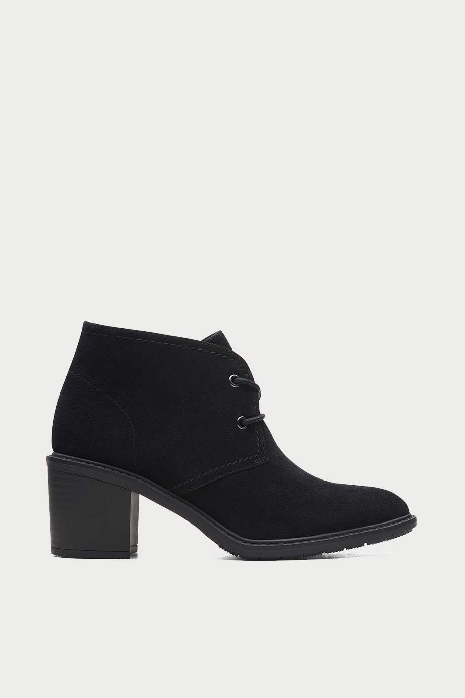 spiridoula metheniti shoes xalkida p scene laceboot black suede clarks