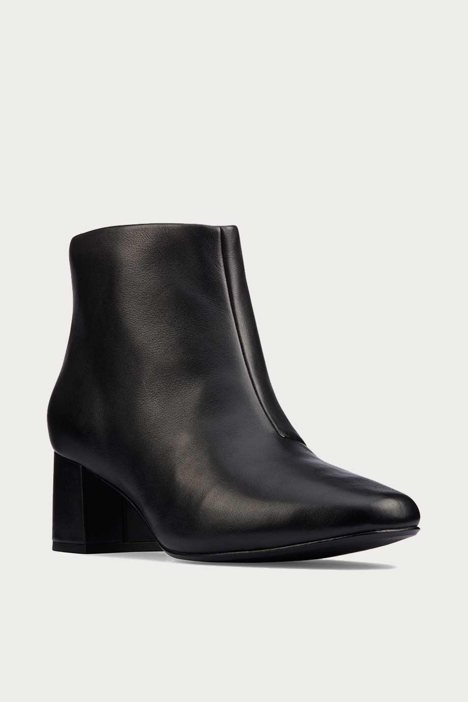 spiridoula metheniti shoes xalkida p sheer 55 zip black leather clarks 2
