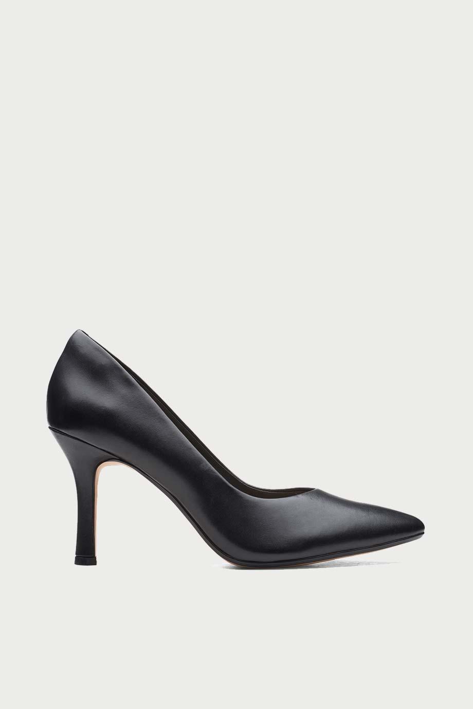 spiridoula metheniti shoes xalkida p violet 85 court black leather clarks