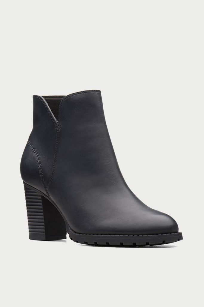 spiridoula metheniti shoes xalkida p verona trish black leather clarks 2