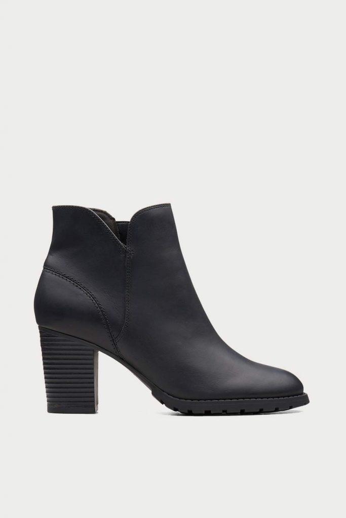spiridoula metheniti shoes xalkida p verona trish black leather clarks